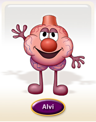 Alvi the alveolus